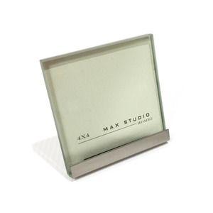 Modern Sleek Picture Photo Frame Glass MAX STUDIO